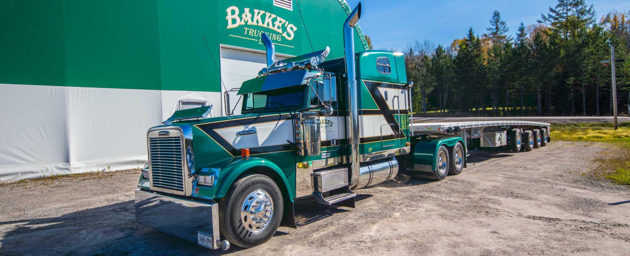 Bakke's Trucking Ltd